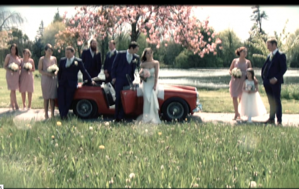 COLETTE & GERARD'S WEDDING TRAILER