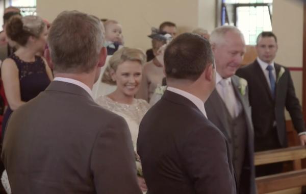 TERESA & DAVID'S WEDDING